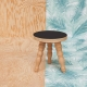 Tabouret modulable et design