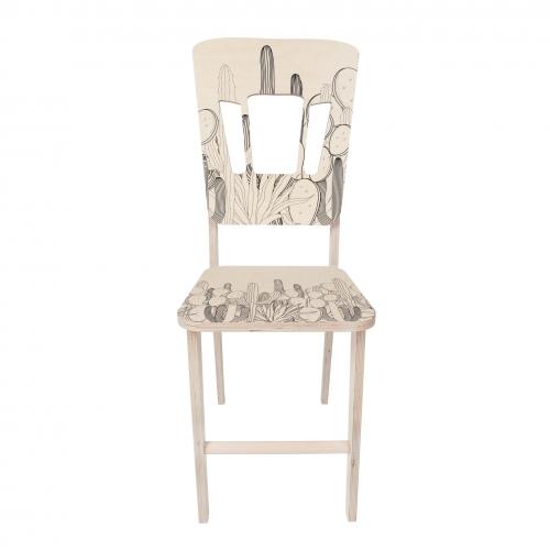 Ernest | Chair