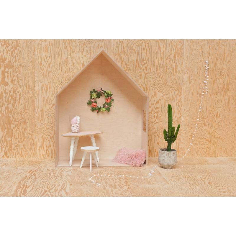 t te de lit ou cabane de jeux home sweet home par blomkal. Black Bedroom Furniture Sets. Home Design Ideas