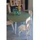 Table avec plateau disponible en 4 tailles différentes
