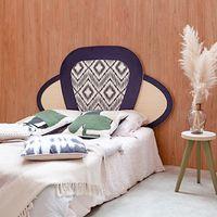 Nouvelle tête de lit #blomkal#architectedinterieur#wood#design#furnituredesign#furniture#scandinavian#ethnique#instadeco#home#homedecor#